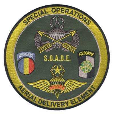 SOADE Special Operations Patch