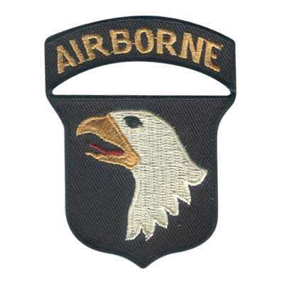 US Army Airborne Patch