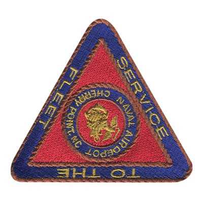 Service to the Fleet Patch