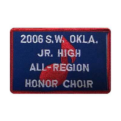 SW OKLA All Region Honor Choir