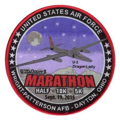 USAF Wright-Patterson AFB Marathon