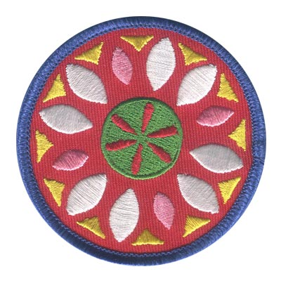 Cool Patch Sample 2