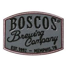 Boscos Brewing Company Patch