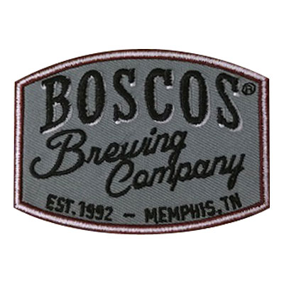 Boscos Brewing Company Patch