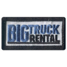 Big Truck Rental Patch