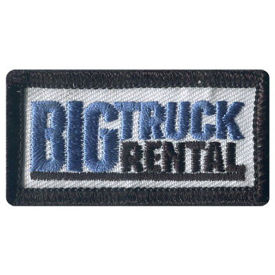 Big Truck Rental Patch