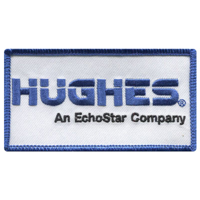 Hughes Company Patch