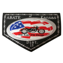 Abate of Kansas Patch