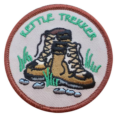 Kettle Trekker Patch