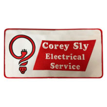 Corey Sly Electrical Service Patch