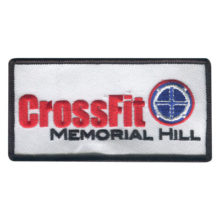 Sample CrossFit Patch 02