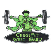 Sample CrossFit Patch 04