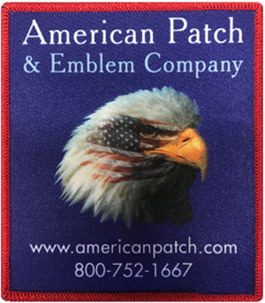 Dye Sublimation Patches - Sew On Patches