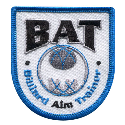 Billiard Aim Trainer Patch