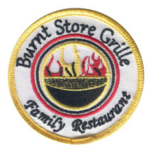Burnt Store Grille Patch