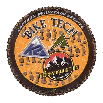 Outdoor Sport Patches