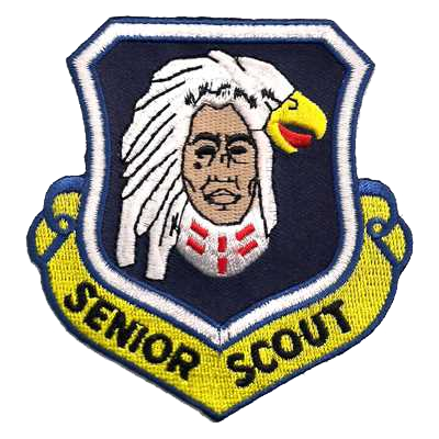 Boy Service Troop Patches