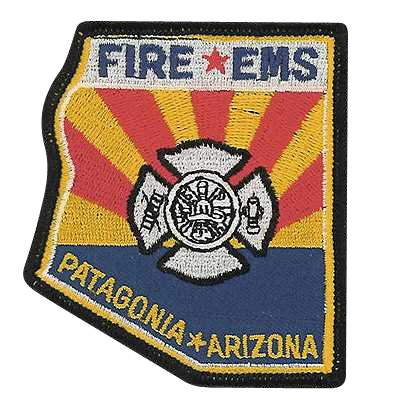 Fire EMS Patches