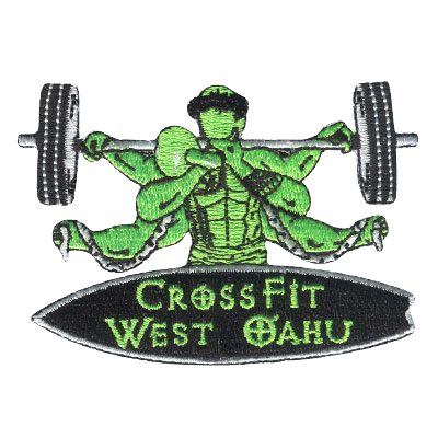 Crossfit Patches