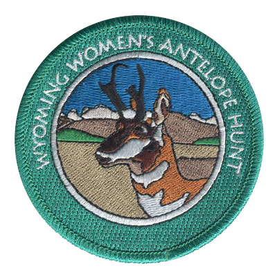 Hunting Club Patches