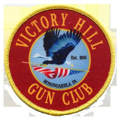 Gun Club Patches