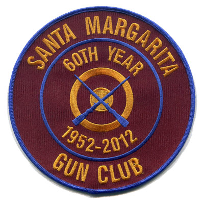 Santa Margarita Gun Club Patch
