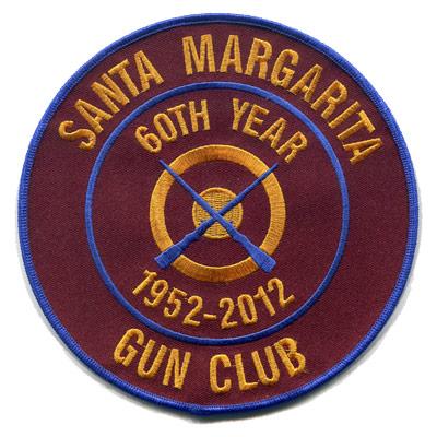 Santa Margarita Gun Club Patch