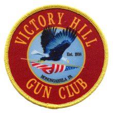 Victory Hill Gun Club Patch