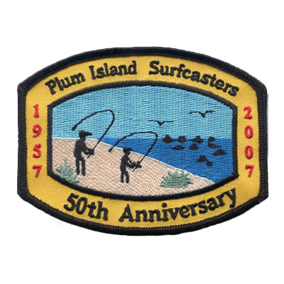 Plum Island Surfcasters Patch