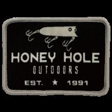 Honey Hole Rectangle Fishing Patch