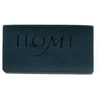 Leather Patches - Home