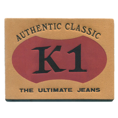 Leather Patches - K1 Jeans