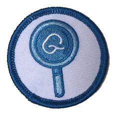 Logo Patch Sample