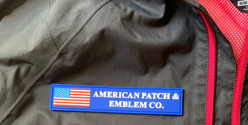 Custom Clothing Patches