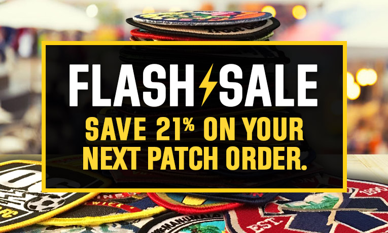 American Patch Promotion
