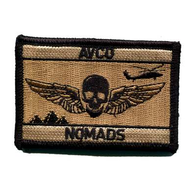 Custom Morale Patches - AVCO