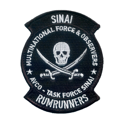 Custom Morale Patches - Rumrunners