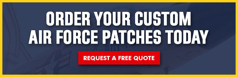 Order Custom Air Force Patches
