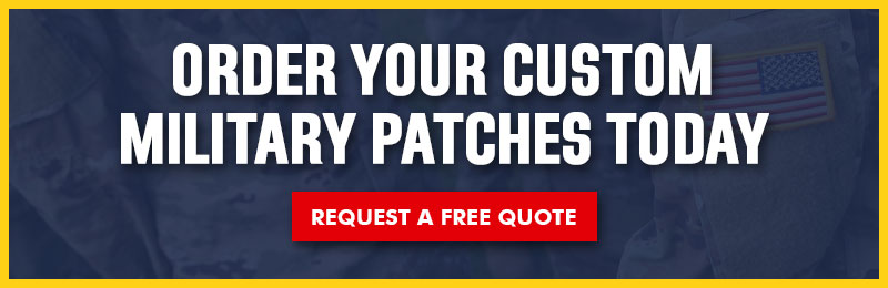 Order Your Custom Military Patches