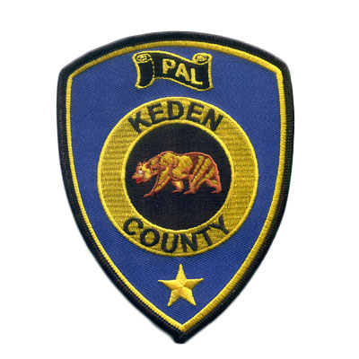 Custom Police Patches - Keden