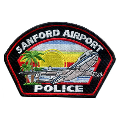 Custom Police Patches - Sanford