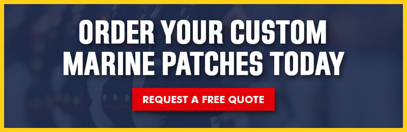 Custom Marine Patches
