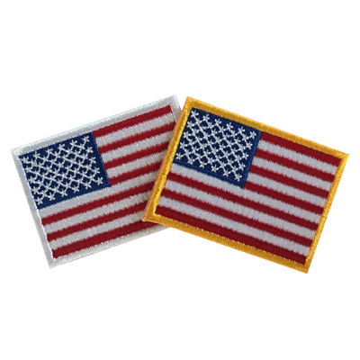 Marines American Flag Patch