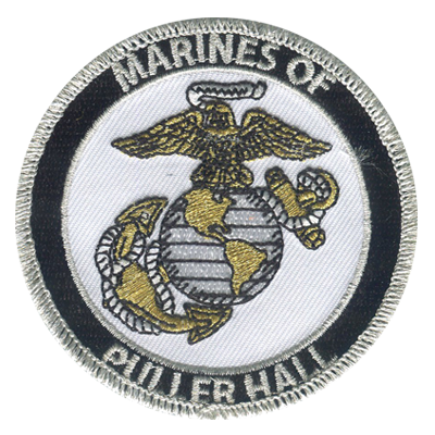 Marines Of Puller Hall Patch