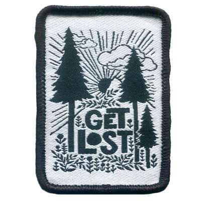 Woven Patches - Outdoors