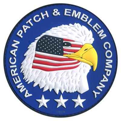 American Patch & Emblem Company PVC Patch