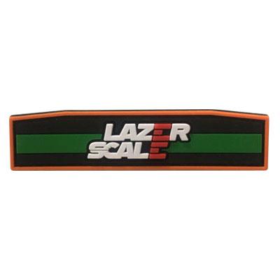 Lazer Scale PVC Patch