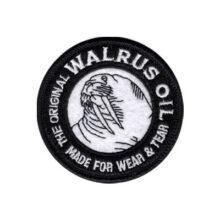 The Original Walrus Oil Felt Patch