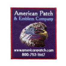 American Patch and Emblem Company Felt Patch