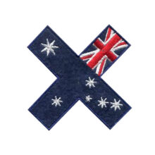 Flag Felt Patch